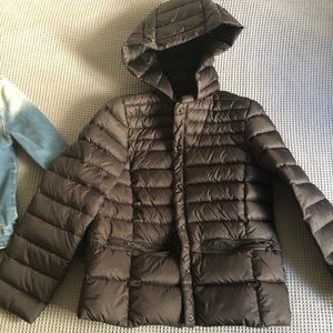 NEW Zara puff jacket, girl 9 years old